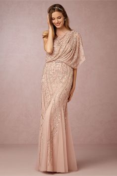 Abigail Dress in Bridesmaids View All Dresses at BHLDN