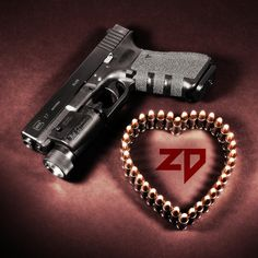 Glock Love by ZORIN DENU, via Flickr