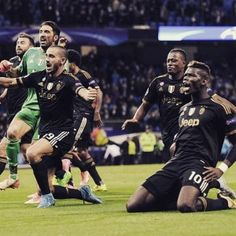 Juventus scored a surprise victory over Manchester City in the Champions League this week. Can they get to the finals again? http://www.soccerbox.com/blog/juventus-score-surprise-champions-league-win/ Find out more and get a discount code to save at Soccer Box.