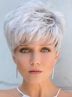 Emerson Synthetic Short Pixie Wig by Noriko Wigs