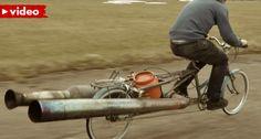 A Bicicleta Mais Perigosa e Insegura De Sempre