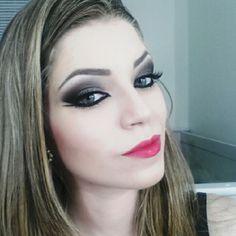 Maquiagem por Moniki Barcelos