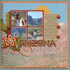 I love this page, but I really love the printing of a pic on card stock to use as the backdrop! Must try it!
