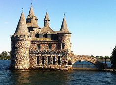 1000 Islands Castle NY/Canada. In which Joseph keeps saying this where we may have our wedding ceremony,