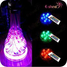 New Design Remote Control Shisha Hookah Lights