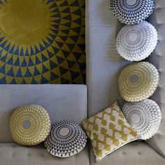 Concentric collection from                             niki-jones.co.uk