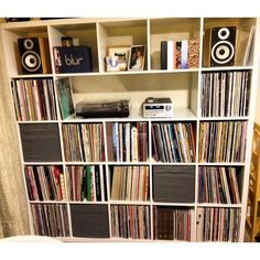 Vinyl Record Storage: 9 Stylish Small-Space Solutions