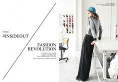 Fashion Revolution Day photoshoot for Textiles, Inside Out, Net Fashion, Photoshoot, Magazines, Events, Books, Design, Fashion Brand