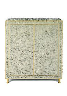 Cabinet Pyrite. Design Philippe Rapin, 2013