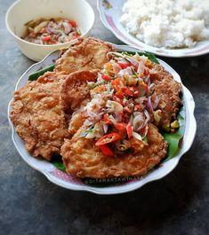 Resep olahan telur sederhana Instagram Easy Sauce Recipe, Sauce Recipes, Egg Recipes, Dessert Recipes, Cooking Recipes, Recipies, Desserts, Recipe Details, Indonesian Food