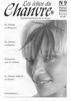 Numéro 9  -  Printemps 1998 #LesEchosDuChanvre #w33daddict