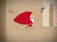Trailer Caperucita Roja by Gabriela Mistral  & Paloma Valdivia