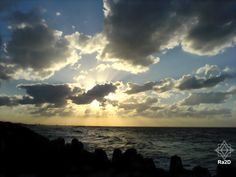 Ras El Bar - رأس البر Egypt Ras El-Bar Sunset Nature Photography by www.Ra2D.com From Our Site www.EgyptWallpapers.com