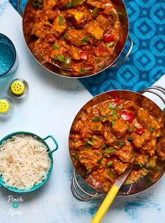 Chilli Chicken Masala - Pinch Of Nom Clean Eating Chicken, Clean Eating Recipes, Healthy Eating, Cooking Recipes, Healthy Food, Healthy Meals, Tasty Dishes, Food Dishes, Main Dishes