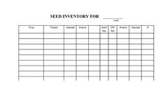 Seeds have a way of accumulating in your house if you have been a gardener for any length of time. Learn some tips for organizing your stash by taking inventory. A seed inventory can save you money and time throughout the gardening season.