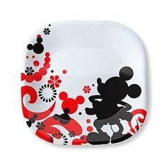 Mickey Silhouette Design