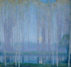 "Eduard Steichen, ""The Yellow Moon"" (1909)"