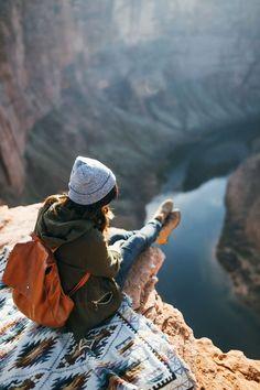Risk and reward! Challenge youself sometimes #bossbabe #travelling #landscape