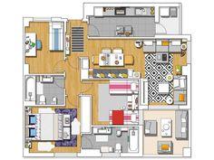 una casa moderna y funcional