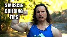 5 Muscle Building Hypertrophy Tips for Natural Bodybuilders