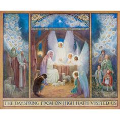 The Star of Bethlehem by Margaret Tarrant