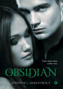"""""""Obsidian"""" 1^ capitolo della serie """"Lux"""" di Jennifer L Armentrout"""