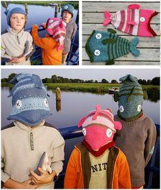 I wonder if my nephews would wear these.