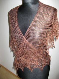 Ravelry: Tuch / shawl *Juliette* pattern by Birgit Freyer