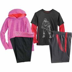 Image of MTA Sport Boys' or Girls' Activewear Item