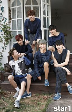 VIXX - @ Star1 Magazine May Issue '15
