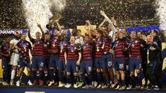 CONCACAF expands Gold Cup, plans games outside North America