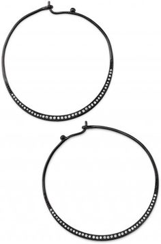 Stella & Dot Heiress Hoops