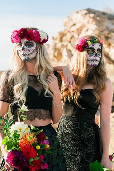 I'm not really one to dress up much for any holiday - Halloween has never really been my thing. Looks Halloween, Last Minute Halloween Costumes, Halloween Costumes For Teens, Cool Costumes, Creepy Halloween, Halloween Party, Halloween 2019, Halloween Makeup Sugar Skull, Sugar Skull Costume