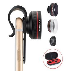 VicTsing Clip-On Fisheye Fischauge Objektiv 20€