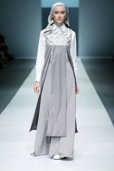 Abaya Fashion, Modest Fashion, Fashion Dresses, Muslim Women Fashion, Womens Fashion, Moslem Fashion, Muslim Dress, Modest Wear, Mode Hijab