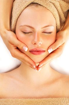 After a cleansing facial, you'll leave the spa feeling your best...