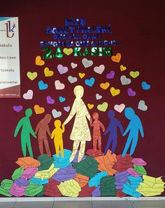 Children's Day Craft, Minions, Classroom Board, Happy Teachers Day, English Activities, Teachers' Day, Child Day, Diy For Kids, Special Day