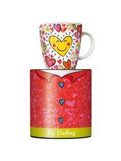 Ritzenhoff My Darling, Koffiemok met oor 0,30ltr
