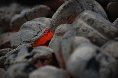 Fire-walk in Fiji and India