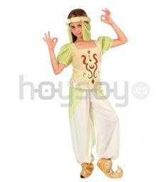 #Disfraz de #árabe infantil para fiestas escolares, #carnaval, fiestas temáticas, etc. #Disfraces #Colegio