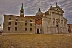 San Giorgio Maggiore HDR | The church of San Giorgio Maggior… | Flickr