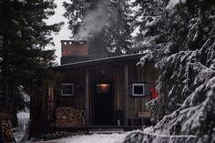 Small cabin in Jämtland, Norrsjö, Sweden. [1280 × 853] : CabinPorn