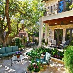 contemporary patio by Pearson Landscape Services