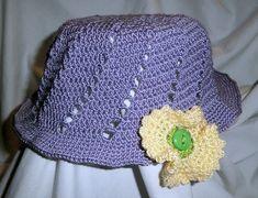 Crochet Uncut: Celian Sun Hat/Beanie - free crochet pattern in sizes newborn to adult female by Darlisa Riggs. Crochet Baby, Free Crochet, Knit Crochet, Headband Pattern, Beanie Pattern, Baby Bonnets, Crochet Accessories, Hair Accessories, Hat Hairstyles