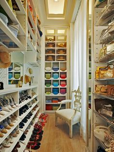 There are many customization options for closet systems that can be a perfect fit for your home and lifestyle.