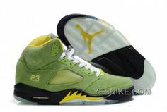 http://www.yesnike.com/big-discount-66-off-basket-air-jordan-5-retro-homme-vert-noir-insw8.html BIG DISCOUNT! 66% OFF! BASKET AIR JORDAN 5 RETRO HOMME VERT/NOIR INSW8 Only $85.00 , Free Shipping!