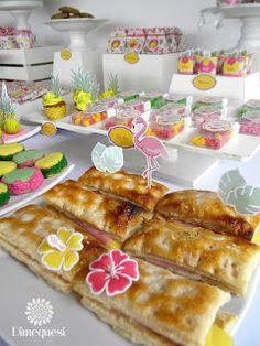 Dimequesi 's Birthday / Flamingos - Photo Gallery at Catch My Party Flamingo Photo, Flamingo Birthday, Birthday Parties, Baby Shower, Minnie, Ethnic Recipes, Party Ideas, Food, Oreo Bars