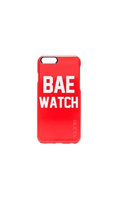 Shop for Private Party Bae Watch Phone Case in Red at REVOLVE. Cute Phone Cases, Iphone Cases, Hippopotamus For Christmas, Case 39, Luxury Shop, Tech Accessories, Bae, Watches, Party