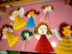 Προσχολική Παρεούλα : Φάτνες - Μουσικοί άγγελοι