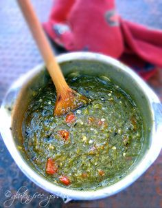Gluten-free and vegan roasted green chile, New Mexico style #glutenfree #vegan #newmexico #cincodemayo